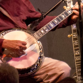 Frankel, Keith—4 Private 1/2 Hour Lessons (Banjo)