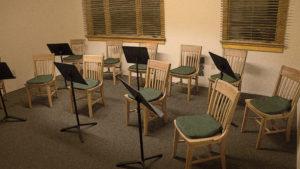 Large teaching room