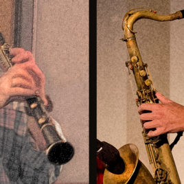 Mike Parlett—4 Private 1/2 Hour Lessons (Sax, Clarinet, Flute)
