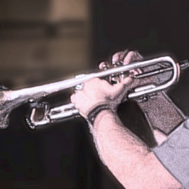Friedman, Bruce—4 Private 1/2 Hour Lessons (Trumpet)