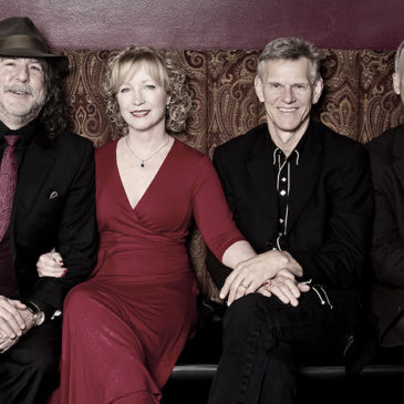 The Susie Glaze Folk Ensemble + Rick Shea Appearing Saturday, April 6