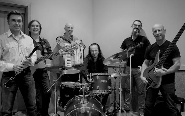 Acoustic Asylum band photo