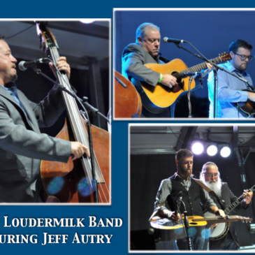 Edgar Loudermilk Band featuring Jeff Autry Appearing Friday, March 22